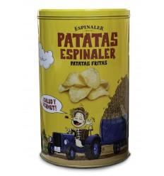 Lata Metálica de Patatas Espinaler - Bote 450gr