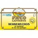 Berberechos Paco Lafuente 25/30 al natural Rías Gallegas