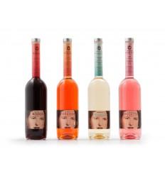 Pack de 4 botellas Carmeleta Vermouth