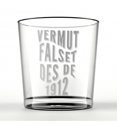 Vaso Vermut Falset - Original