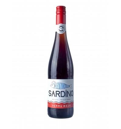 Vermut Sardino Rojo - Galicia