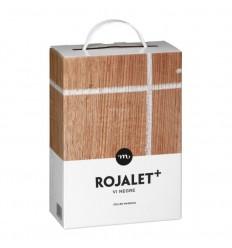 Bag in Box 3 lts. Rojalet Tinto selección Crianza