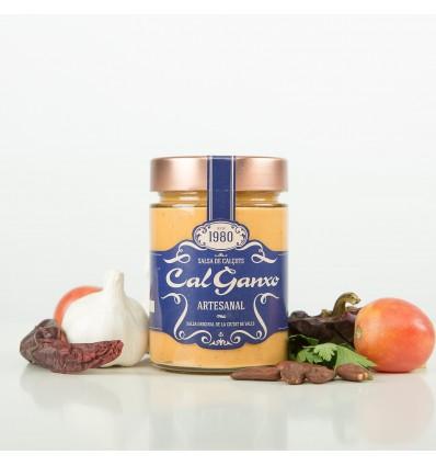 Salsa de Calçots Cal Ganxo 360ml. - Romescu