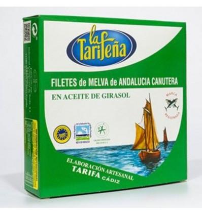 Filetes de Melva de Andalucía Canutera 500gr. La Tarifeña