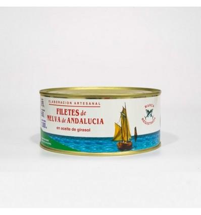 Filetes de Melva de Andalucía Canutera 1 Kg La Tarifeña