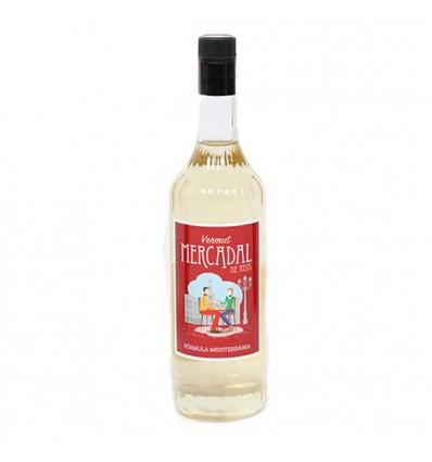 Vermut Mercadal blanco 1 litro