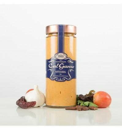 Salsa de Calçots Cal Ganxo 630ml. - Romescu