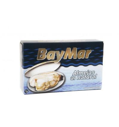 Almejas al Natural BayMar 20-25u.