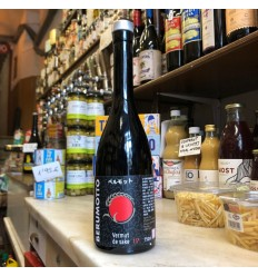 Berumotto Rojo - Vermut de Sake 75cl.