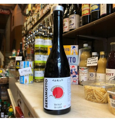 Berumotto Blanco - Vermut de Sake 75cl.