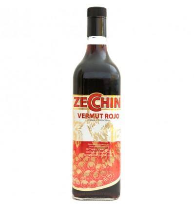 Vermut Zecchini Rojo Madrid