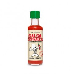 Salsa Espinaler Picante - Botellín