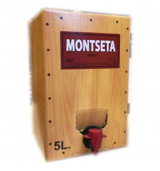 Bag in Box Vermut Montseta 5lts