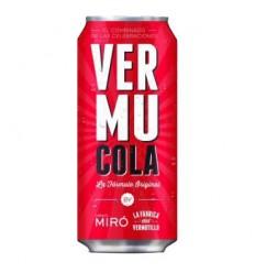 Lata Combinado Vermu Cola - Miró & Vermutillo