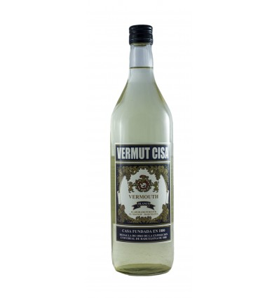 Vermouth Cisa blanco 1lt.