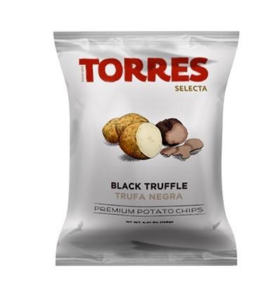 Patatas Torres Selecta - Trufa negra 125gr