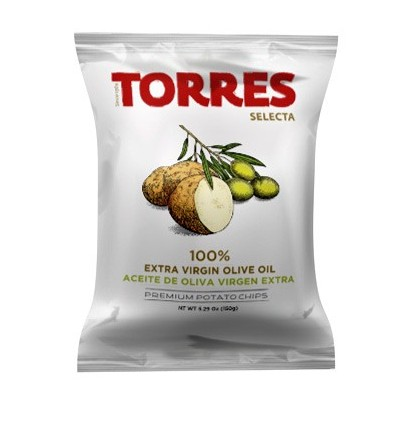 Patatas Fritas Selecta - Aceite de oliva 150gr