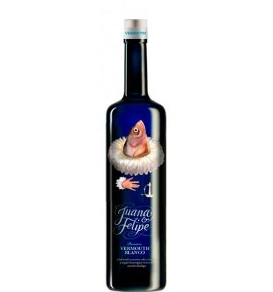 Vermut Juana & Felipe Blanco Premium