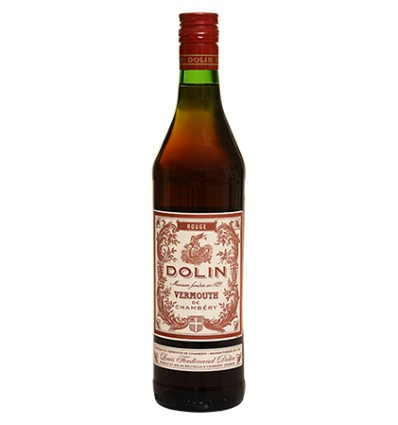 Vermouth Dolin Rouge de Chambéry