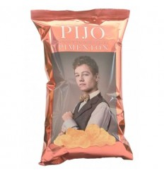 Patatas Pijo sabor Pollo al Pimentón
