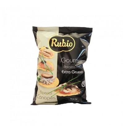Patatas Fritas Artesanas Extra gruesas Rubio 225gr