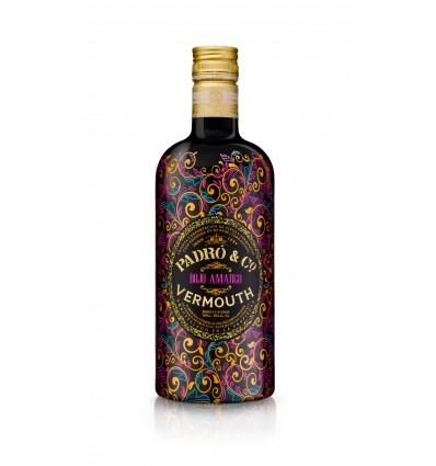 Vermouth Padro & Co Rojo Amargo - Coctelería