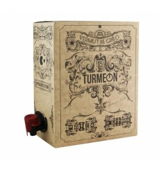 Vermut TurmeOn Rojo Bag in Box 3 litros