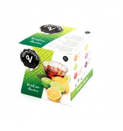 Vermutissimo Verdino Açores - Lima - limón