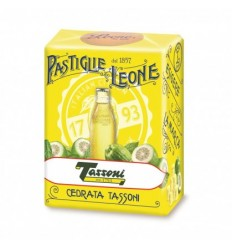 Pastillas Leone - Cedrata Tassoni