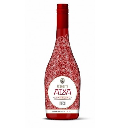 SPARKLING VERMOUTH ATXA 75cl Rojo