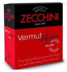 Vermut de Madrid Zecchini Bag in Box 3 lt.