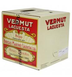 Bag in Box Vermut Martinez Lacuesta 15lts