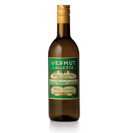 Vermut Martinez Lacuesta Blanco Extra Dry