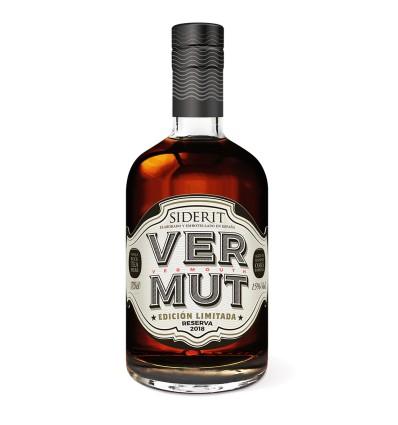 Vermut Siderit reserva edición limitada - premium