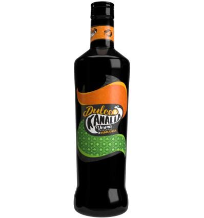 Vermú Dulce & Kanalla Naranja