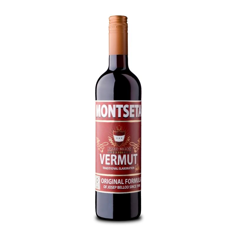 Vermut Montseta Negro