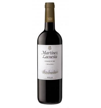 MARTÍNEZ LACUESTA CRIANZA - DO Rioja