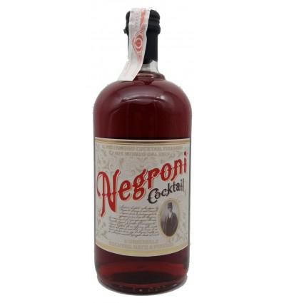 Negroni Cocktail - Preparado