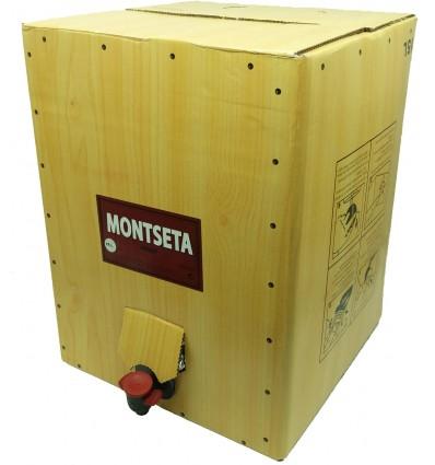 Bag in Box de Vermut Montseta 15 litros Negro