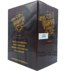 Bag In Box Vermut Reserva Guerra Rojo 5 litros