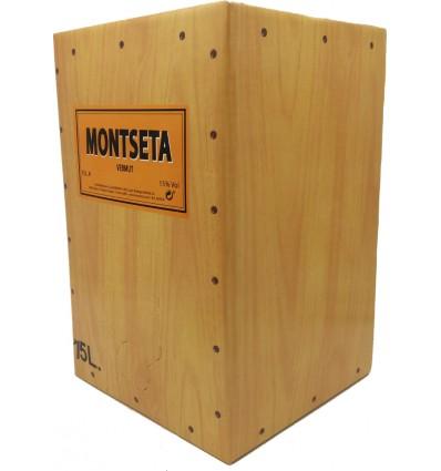 Bag in Box Vermut Montseta Blanco 15 Litros