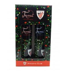 Pack Colección Athletic de Bilbao Vermut rojo y blanco