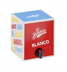 BAG IN BOX VERMUT EL BANDARRA 5 LITROS BLANCO
