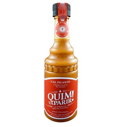 Salsa Quim Va Parir Vinagreta 250ml - picante