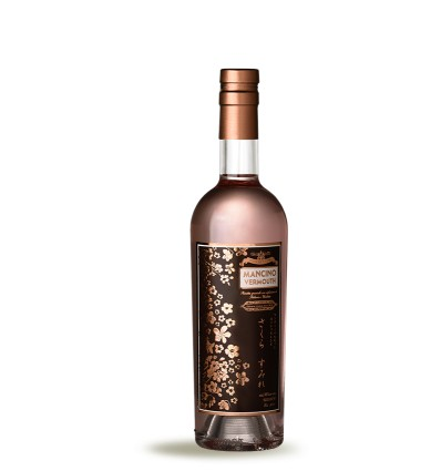 Vermouth Mancino Sakura - Rose - Rosado 500ml