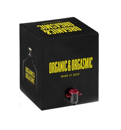 Bag in Box Organic & Orgasmic ECO blanco Xarel·lo 5 lt