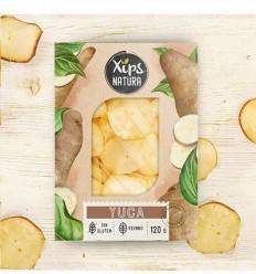Xips Natura yuca - Vegano - Sin Gluten 130gr