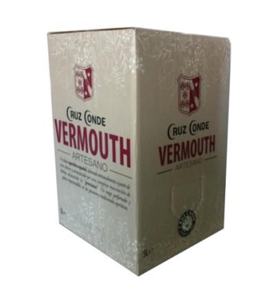 Bag in Box 5lt. de Vermouth Cruz Conde