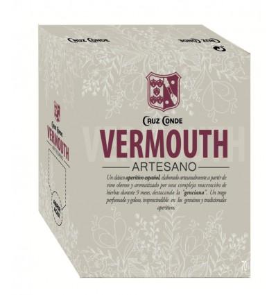 Bag in Box 15lt Vermouth Cruz Conde
