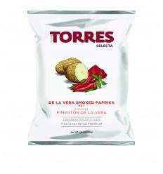 Patatas Torres al Pimentón de la Vera Picante 150gr